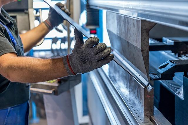 Sheet and metal working